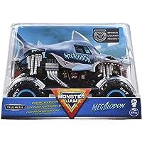 Monster Jam 6058827 Official Megalodon Monster Truck, Die-Cast Vehicle, 1:24 Scale
