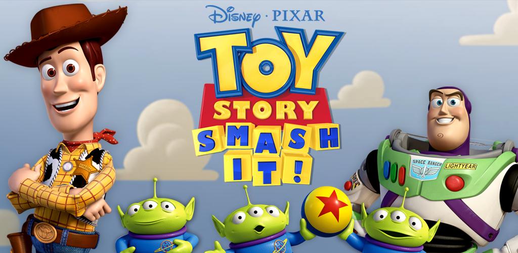 Image of Toy Story: Smash It!