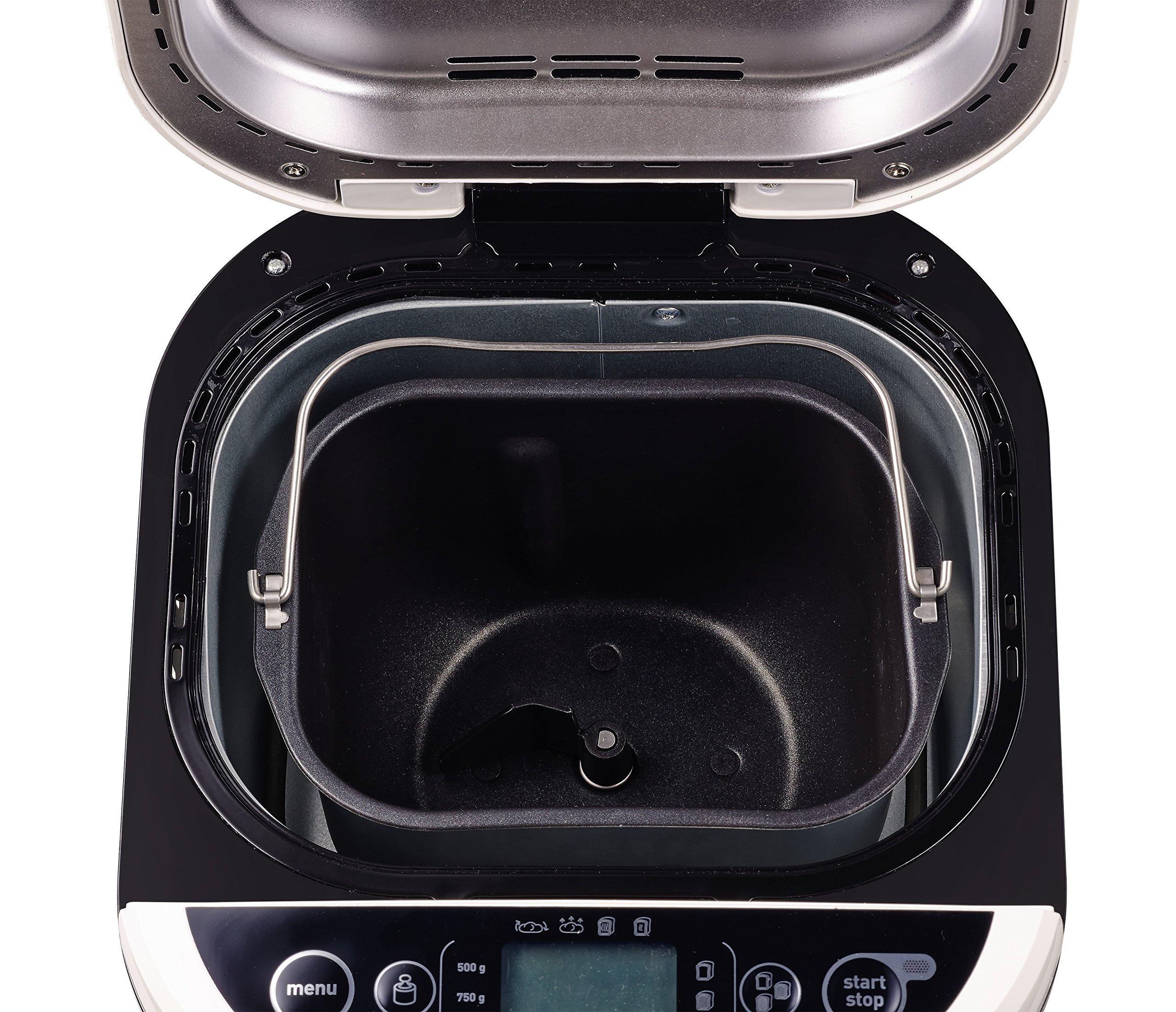 Moulinex OW210130 Pain Doré Macchina per il Pane, Capacità 1 kg, 12 Programmi Automatici 3 spesavip