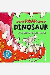 I can roar like a Dinosaur Kindle Edition