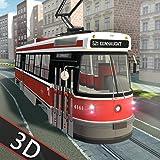 Tram Train Driver Simulator 2018: Public Transport