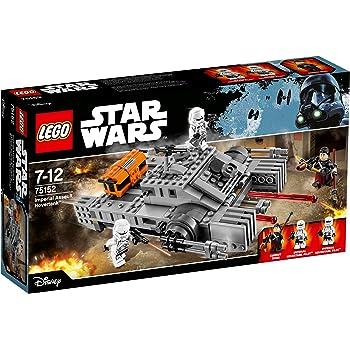 LEGO - 75152 - Star Wars - Jeu de Construction - Imperial Assault Hovertank