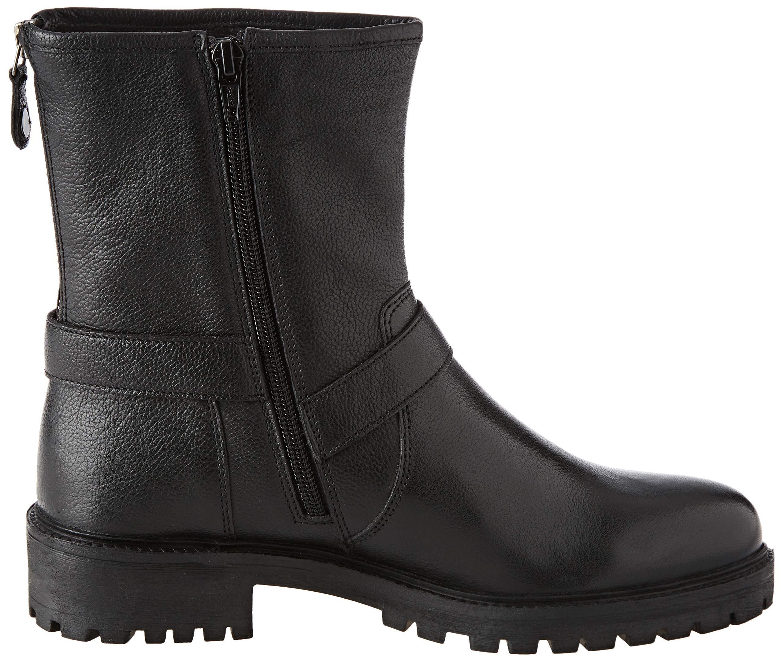 Geox Damen D Hoara H Biker Boots 6