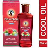 Navratna Ayurvedic Oil 500ml