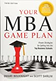 Your Mba Game Plan: Proven Strategies for Getting Into the Top Business Schools (3rd Edition)