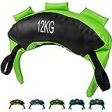 POWRX Sandbag 15 kg Mejorar Equilibrio, Fuerza y coordinación ...