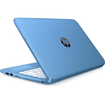 HP Stream 11-y000na 11.6-inch Laptop (Aqua Blue) - (Intel Celeron N3060, 2GB RAM, 32GB eMMC, Office 365, 1TB OneDrive Cloud Storage, 1 Year Free Subscription, Windows 10)