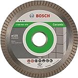 """Bosch Professional 2608602479 Disque à tronçonner diamant """"Best Ceramic Turbo EC"""" 125 x 22,23"""