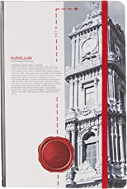 Scrikss İstanbul Kuleler Defter, Çizgisiz, A5, Dolmabahçe Saat Kulesi