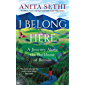 I Belong Here: A Journey Along the Backbone of Britain (English Edition)