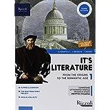 It's literature - libro misto. Volume 1. Con map store 1, DVD, hub young e hub kit [Lingua inglese]: Vol. 1