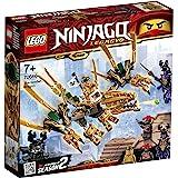 Lego 70666 Ninjago Gouden Draak