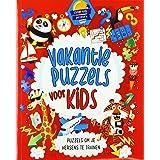 Vakantie puzzels voor kids: Puzzels om je hersens te trainen: 520992