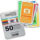 Inspiracles Foto Aufgaben – Inspiration & Fotografieren Lernen mit 40 Aufgabenkarten & 10 Spickzetteln