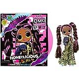 LOL Surprise OMG Remix - Mit 25 Überraschungen - Sammler-Modepuppe, Kleidung & Accessoires - Honeylicious