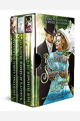 Regency Summer Escape: A Regency Romance Summer Anthology (Regency Anthologies Book 3) Kindle Edition
