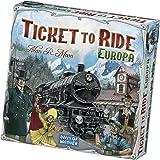 Asmodee Ticket to Ride Europa, 8 anni e più, Edizione Italiana, 8500