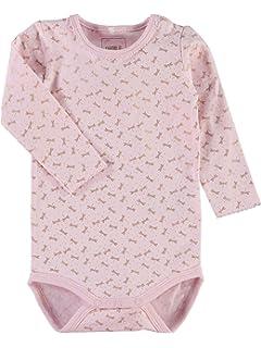 NAME IT Baby M/ädchen NB Body Edina Langarm 13109594