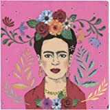 Boho Frida Cocktail Napkin 20Pk