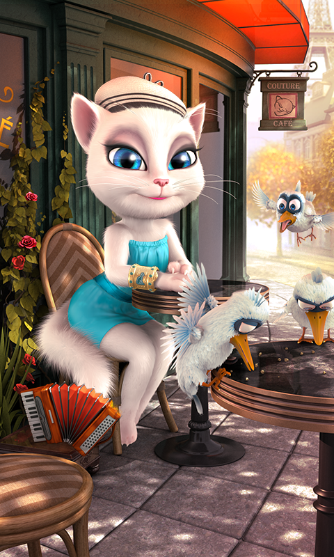 my talking angela free download for android mobile