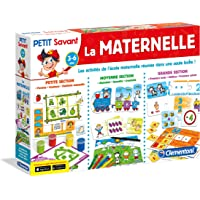 Clementoni - 62411-La Maternelle-Jeu éducatif