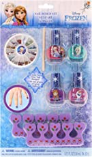 TOWNLEY GIRL Disney Frozen Nail Design Set