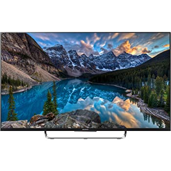 Sony KDL-43W805C 43 inch Smart 3D Full HD TV (Android TV, X-Reality Pro, Motionflow XR 800 Hz, Wi-Fi and NFC) - Black