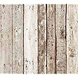 Living Walls 94219-2 samoprzylepne panele dekoracyjne, brązowe, blady niebieski, beżowy