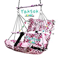 YAKSOK Zones® Kids Wear Cotton Swing For Kids Baby's Children,Swing,Home & Kitchen,Bouncers & Rockers,Khilona,New Born…