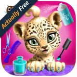 Jungle Animal Hair Salon FULL