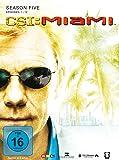 CSI: Miami - Season 5.1 (3 DVDs)