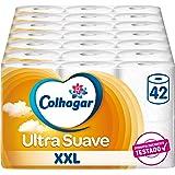 Colhogar Papel Higiénico doble Ultra Suave XXL - 42 rollos