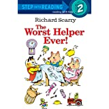 The Worst Helper Ever (Step into Reading)
