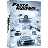 Fast & Furious 1,8 (Box 8 Dvd)