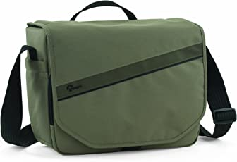 Lowepro Event Messenger 250  Large Shoulder Camera Bag with 13-inch Laptop Compartment LP36416 (Mica)
