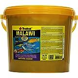 Tropical Malawi Flockenfutter für Malawisee-Cichliden, 1er Pack (1 x 5 l)