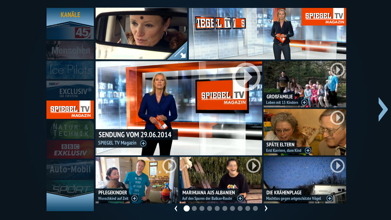 Spiegel tv firetv apps f r android for Spiegel app android