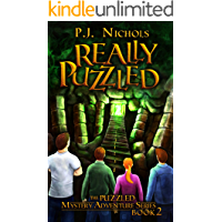 Really Puzzled: A children's mystery adventure - for preteen/teen boys and girls (The Puzzled Mystery Adventure Series Book 2)
