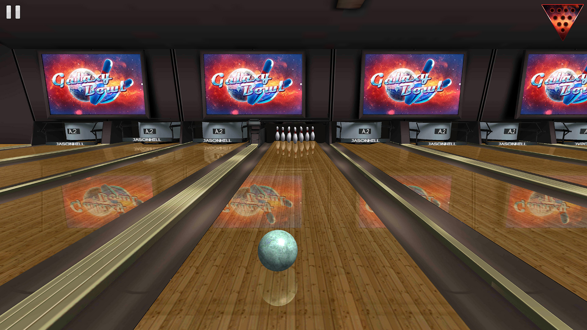 Galaxy Bowling Lite: Amazon.de: Apps für Android