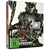 The Avengers - 4K UHD Mondo Steelbook Edition (+ Blu-ray) [4K Blu-ray]