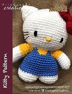 Hello Kitty Amigurumi | Gato de crochê, Artesanato croche ... | 320x246
