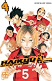 Haikyu !! - Les As du volley T04