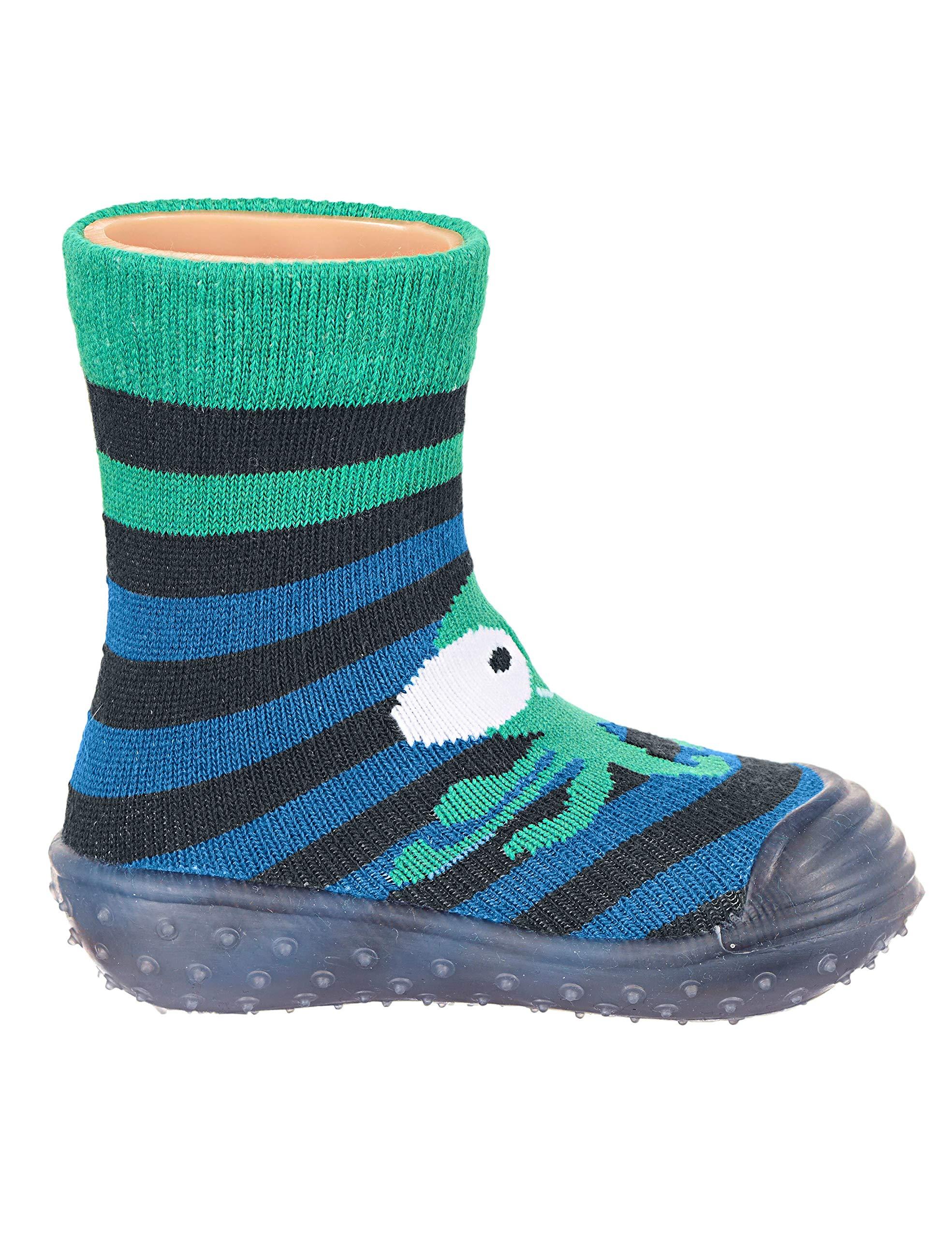 Sterntaler Adventure-Socks Qualle, Zapatillas Impermeables para Niños 3