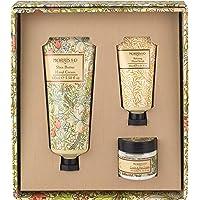 Morris Golden Lily Tratta Cura delle mani Crema Mani 100ml, 30ml e 35ml mani Scrub cuticola crema, 1 pezzo
