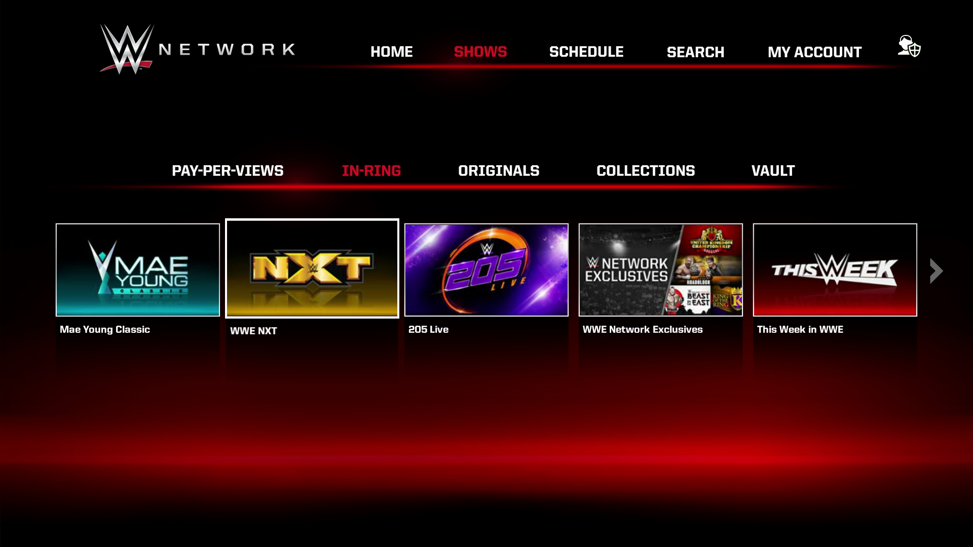 wwe network amazon co uk appstore for android