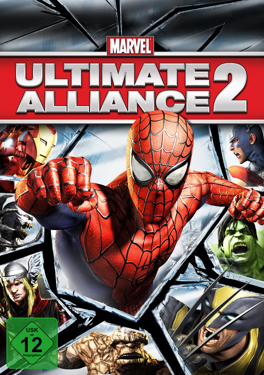 Und Dem Marvel-charakteren Universum (Marvel Ultimate Alliance 2 [PC Code - Steam])