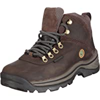 Timberland Women's White Ledge Mid Waterproof Lace-up Boots