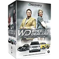 Wheeler Dealers: The Complete Collection [DVD] [UK Import]