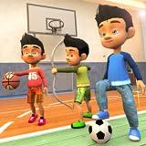 Schulsommer Leichtathletik-Meisterschaft: Neue Sportspiele Für Kinder 2019