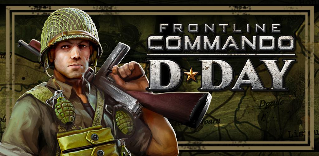 frontline commando ww2 hack version